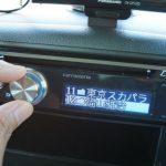 パイオニア DEH-7100の感想 日本語表示が良い!